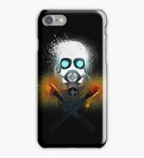 Combine Splatter Grunge iPhone Case/Skin