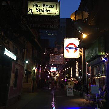 Nashville Alley de CarboMcoco