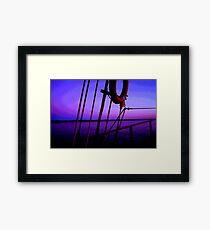 Intombni Framed Print