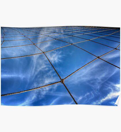 Web Of Skies Poster