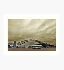 Circular Quay No. 2 Art Print