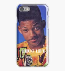 Will Smith - Thug Life iPhone Case/Skin