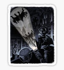 BAT SIGNAL Sticker
