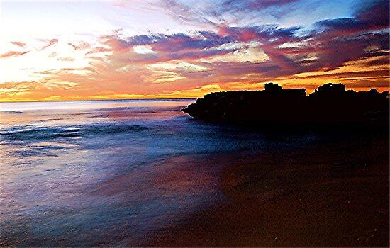 RAINBOW OCEAN by Scott  d'Almeida