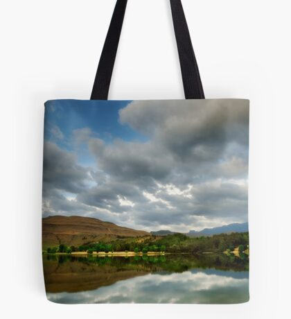 Naverone reflection - South Africa Tote Bag