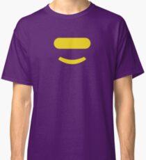 Yellow Virtual Reality Smiley Classic T-Shirt