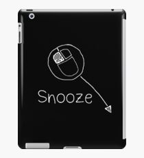 Life is Strange Snooze iPad Case/Skin