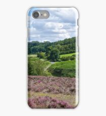 At the edge of the moor. iPhone Case/Skin