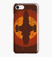 Serenity Eclipse iPhone Case/Skin