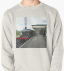 Loughborough Grand Central Station: 'The Elizabethan' Pullover Sweatshirt