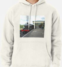 Loughborough Grand Central Station: 'The Elizabethan' Pullover Hoodie