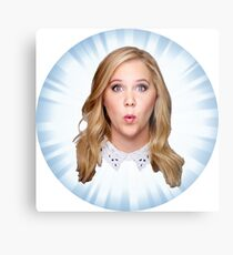 Comedian Amy Schumer Metal Print