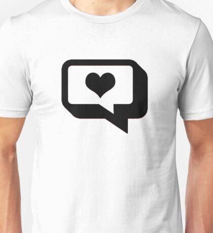 Love Talk. T-Shirt