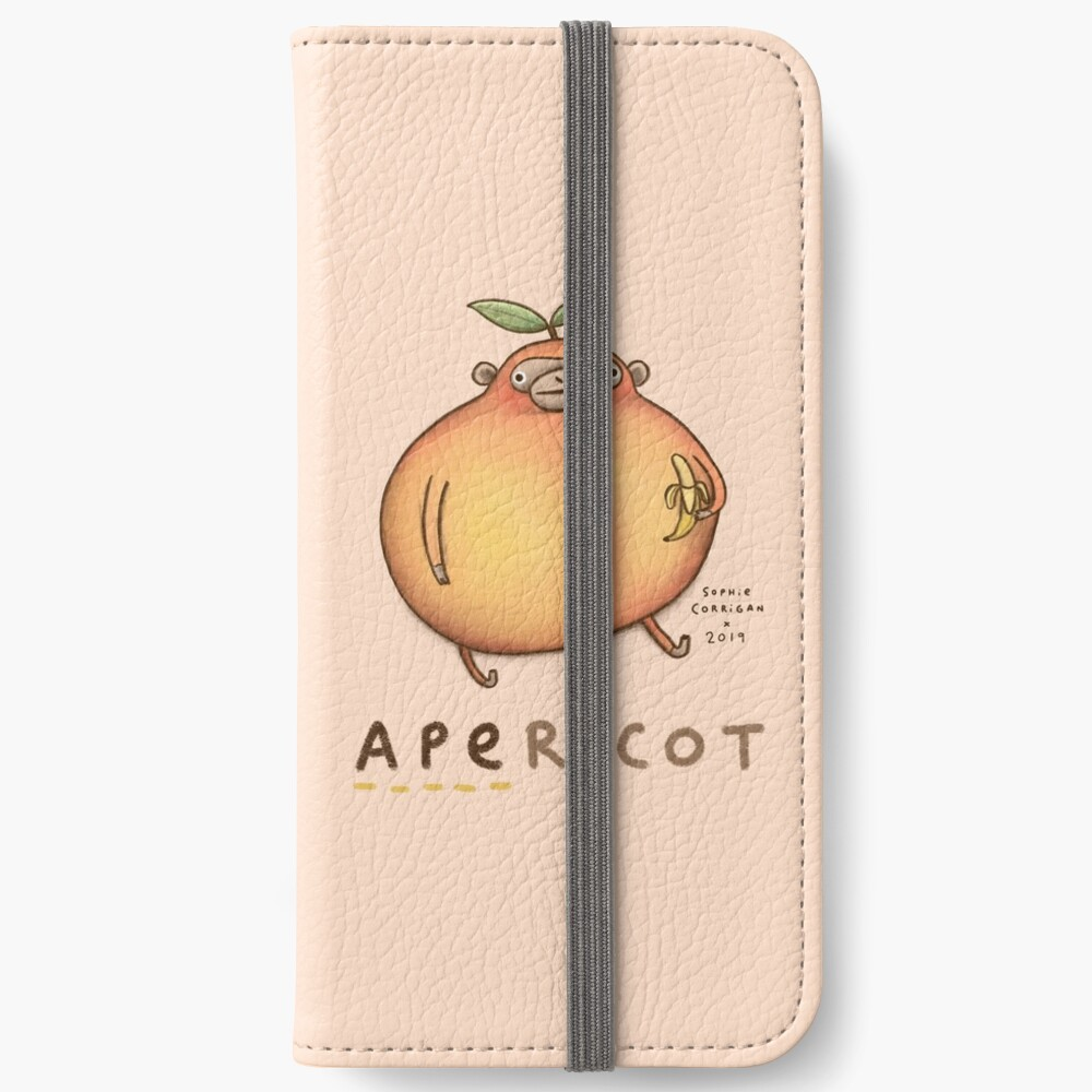Apericot iPhone Wallet