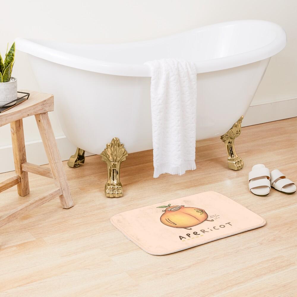 Apericot Bath Mat