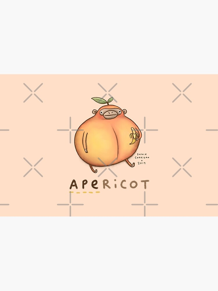 Apericot by SophieCorrigan