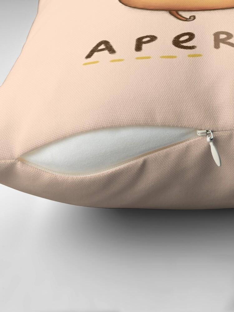 Alternate view of Apericot Floor Pillow