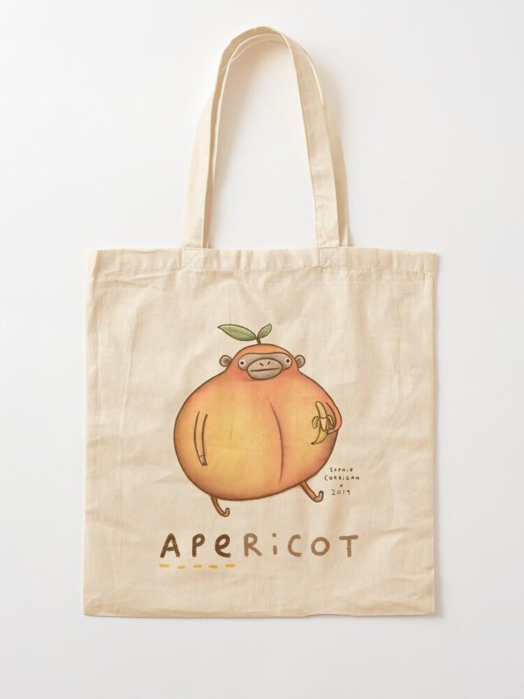 Alternate view of Apericot Tote Bag