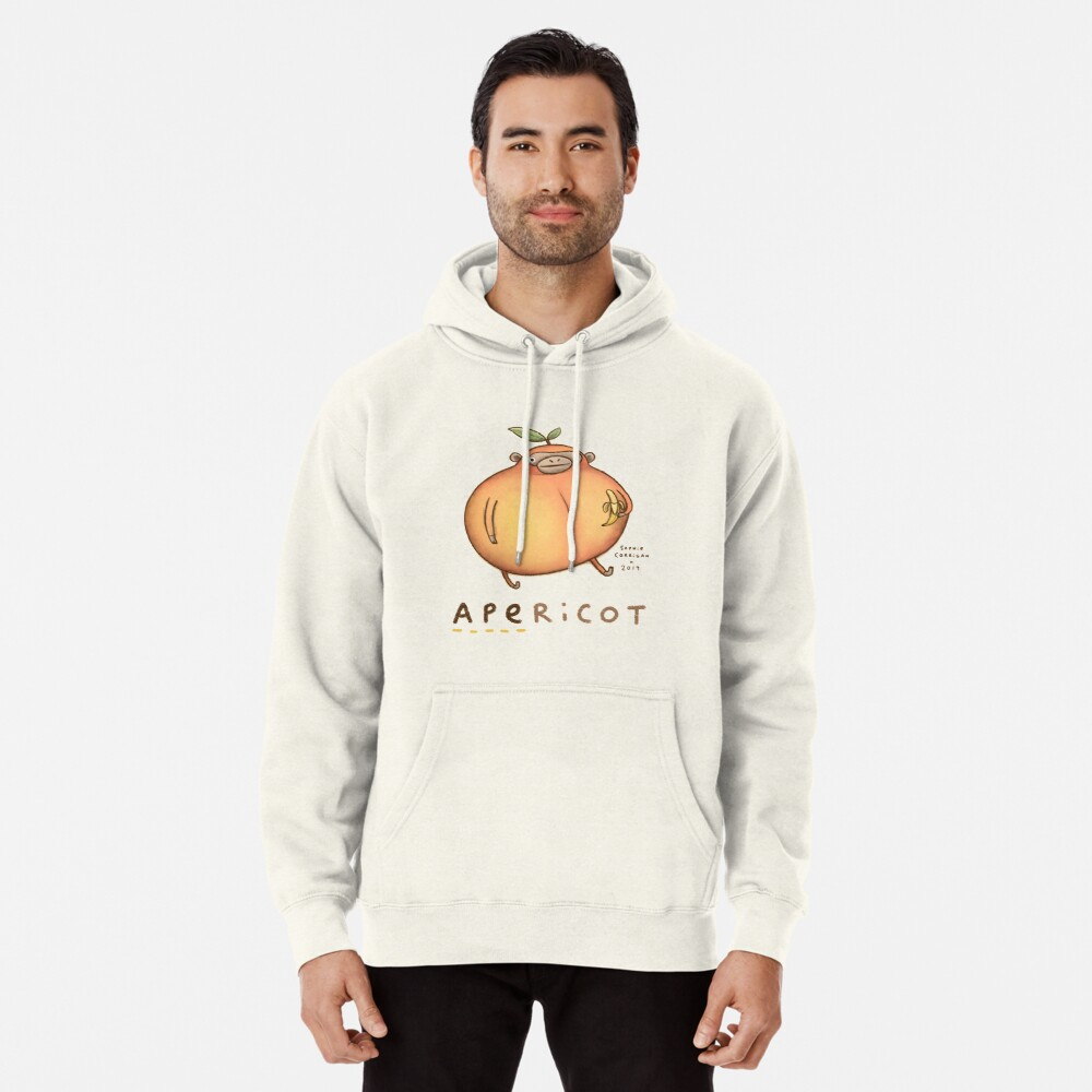 Apericot Pullover Hoodie