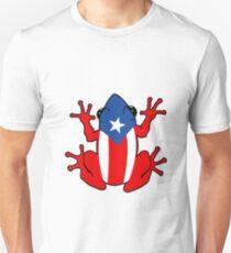 Coqui puerto rico geek funny nerd T-Shirt