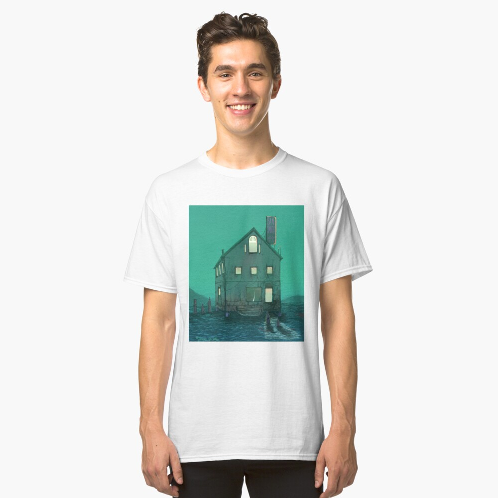 Boat House Classic T-Shirt Front
