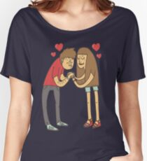 The couple Women's Relaxed Fit T-Shirt