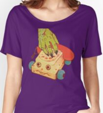 Thee Oh Sees Castlemania Women's Relaxed Fit T-Shirt