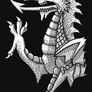 «Líneas del dragón galés» de Garyck Arntzen