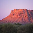 Dusk at Kings Canyon, Northern Territory, Australia by Adrian Paul