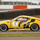 Nissan 350Z (Buncombe/Tresson) by Willie Jackson