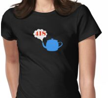 418: I'm a teapot Womens Fitted T-Shirt