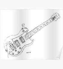 Gibson Geckos Poster
