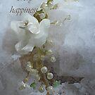 Wedding card- wishing you every happiness by sarnia2