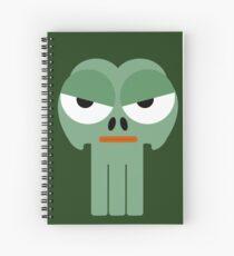 KEK PAIN Spiral Notebook