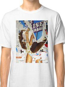 La glace de l'Europe Classic T-Shirt