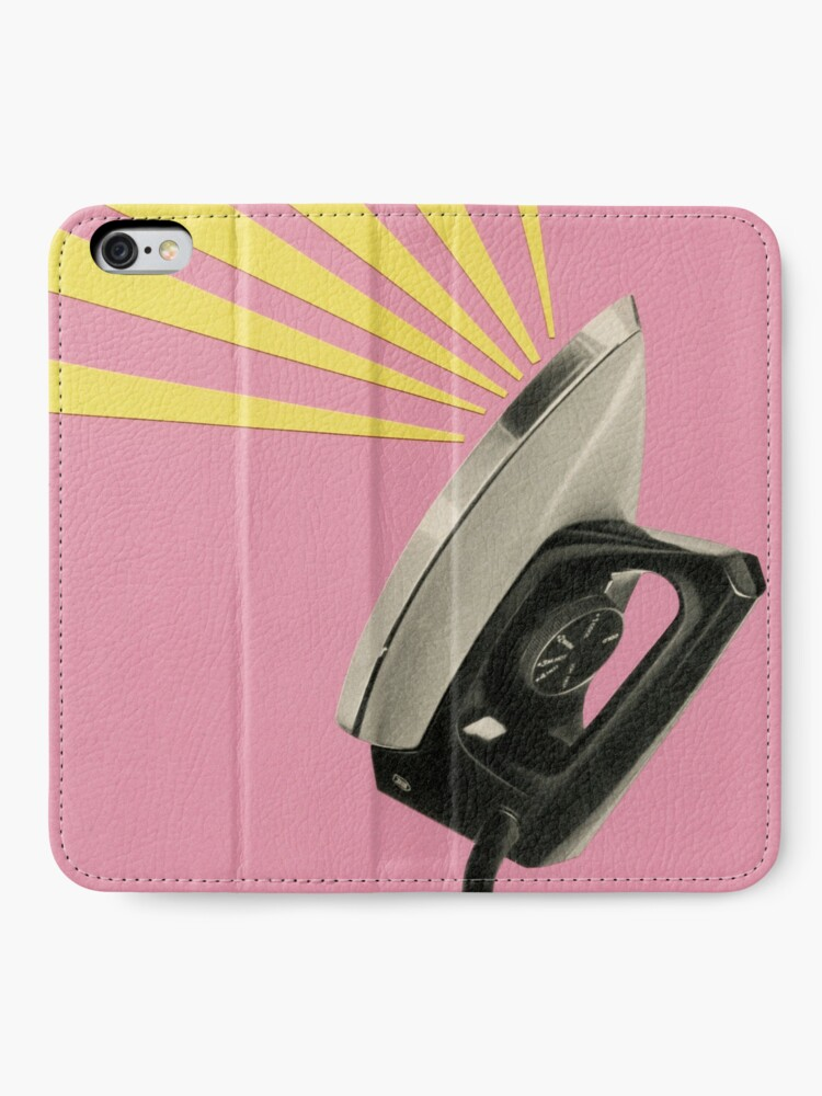 Alternate view of The Art of Ironing iPhone Wallet