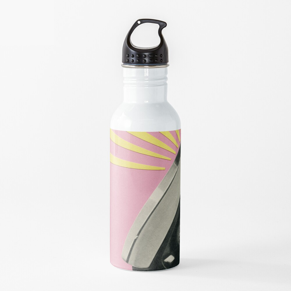 The Art of Ironing Water Bottle