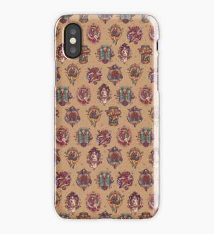 Companion Leggings iPhone Case