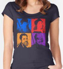 Renaissance Ninjas Women's Fitted Scoop T-Shirt