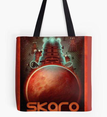 Travel To... Skaro! Tote Bag