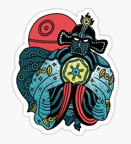 BIG TROUBLE IN LITTLE EMPIRE Sticker