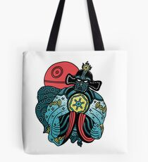 BIG TROUBLE IN LITTLE EMPIRE Tote Bag