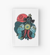 BIG TROUBLE IN LITTLE EMPIRE Hardcover Journal