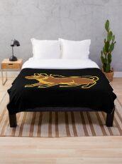 Degu Throw Blanket