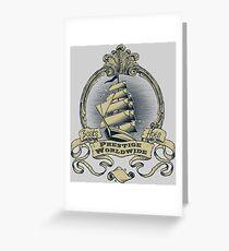 Prestige Worldwide Greeting Card