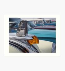 1953 pontiac chieftain 1 Art Print