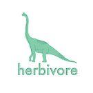Herbivore dinoasaur  by theseakiwi
