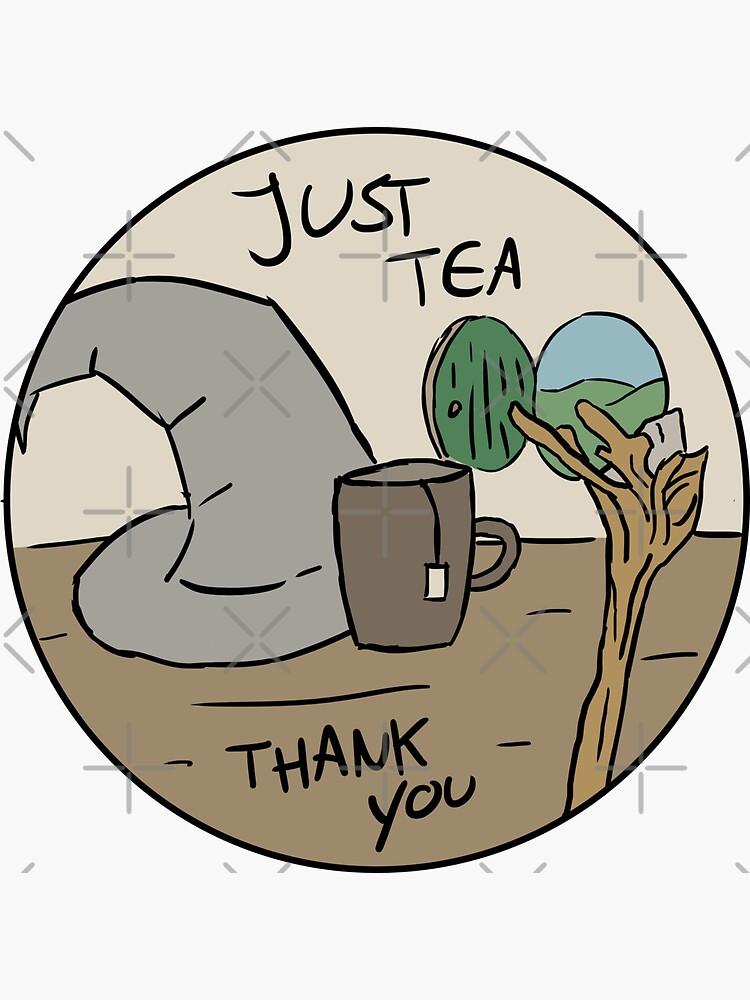 Nur Tee, danke von DerkZijp