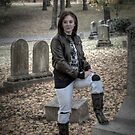 Cemetery Sessions - 1 by Eric Scott Birdwhistell