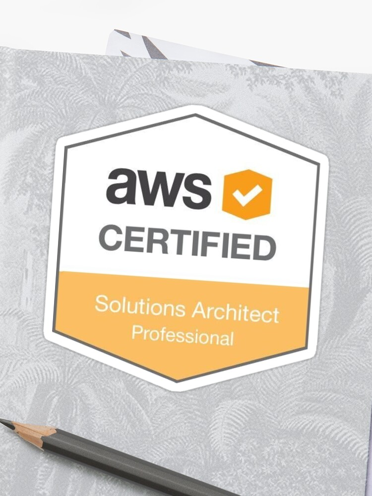 AWS Certified Solutions Architect Professional #2 | Sticker